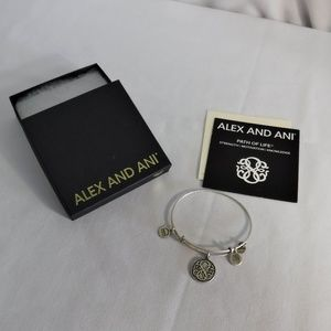 """ALEX AND ANI """"Path of Life"""" Bracelet with Box"""